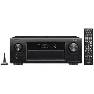 AVR-X4300H AVアンプ ブラック [ハイレゾ対応 /Bluetooth対応 /Wi-Fi対応 /ワイドFM対応 /9.2ch /DolbyAtmos対応]