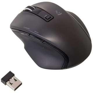 MUS-RKF119BK マウス Digio2 Zシリーズ ブラック [BlueLED /5ボタン /USB /無線(ワイヤレス)]
