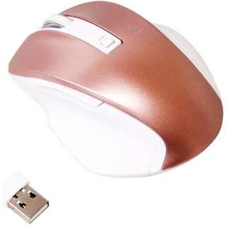 MUS-RKF119P マウス Digio2 Zシリーズ ピンク [BlueLED /5ボタン /USB /無線(ワイヤレス)]