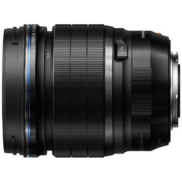 カメラレンズ ED 25mm F1.2 PRO M.ZUIKO DIGITAL(ズイコーデジタル) ブラック [マイクロフォーサーズ /単焦点レンズ /マイクロフォーサーズマウント]