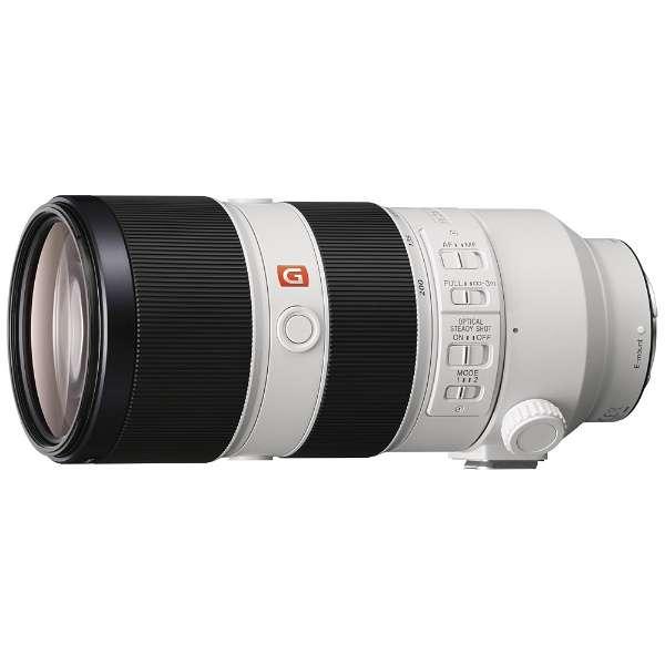 カメラレンズ FE 70-200mm F2.8 GM OSS【ソニーEマウント】