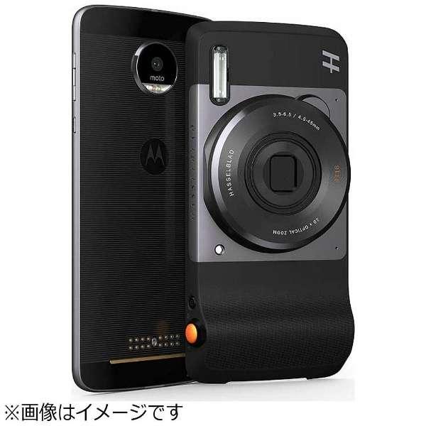 【純正】 Moto Z / Moto Z Play用 トゥルーズームカメラ ブラック Moto Mods ASMRCPTBLKAP
