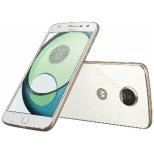 Moto Z Play 32GBホワイト「AP3787AD1J4」 Snapdragon 625 5.5型・メモリ/ストレージ:3GB/32GB nano×2 ドコモ/ソフトバック/Ymobile SIM対応 DSDS対応 SIMフリースマートフォン