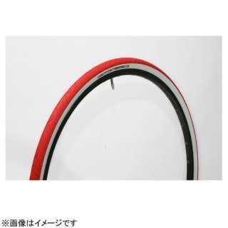 スポーツ車用タイヤ RiBMo S(700×28C/赤×白) 8W728-RBS-R