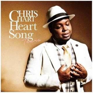 クリス・ハート/Heart Song Tears 初回限定盤 【CD】