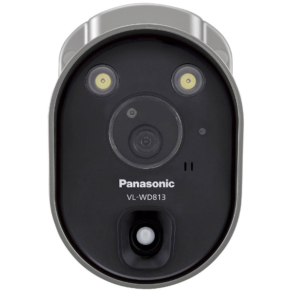 センサーライト付屋外ワイヤレスカメラ VL-WD813K