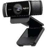 C922 ウェブカメラ ブラック [有線]