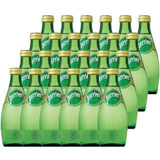 ペリエ 330ml瓶(24本)【天然炭酸水】