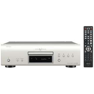 DCD-1600NE-SP CDプレーヤー プレミアムシルバー [ハイレゾ対応 /スーパーオーディオCD対応]
