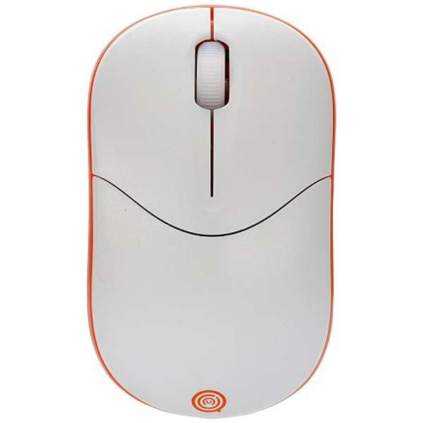 IM335GOR マウス オレンジ [光学式 /3ボタン /USB /無線(ワイヤレス)]