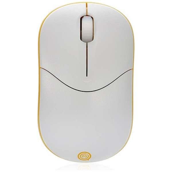 IM335GYE マウス イエロー [光学式 /3ボタン /USB /無線(ワイヤレス)]