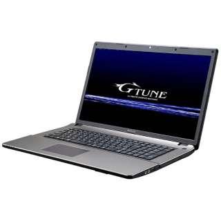 BC-GTUNEI67G95N3 ゲーミングノートパソコン G-Tune [17.3型 /intel Core i7 /HDD:1TB /SSD:120GB /メモリ:8GB /2016年9月モデル]