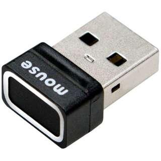 USB指紋認証リーダー [Windows Hello対応] FP01