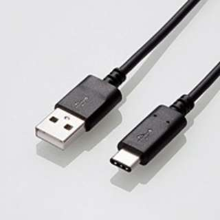 USB3.1ケーブル/Gen2/A-Cタイプ/認証品/3A出力/1.0m/