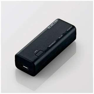 WRH-300BK3 wifiルーター WRH-300XX3シリーズ ブラック [n/g/b]