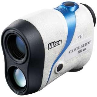 携帯型レーザー距離計 「COOLSHOT 80 VR」