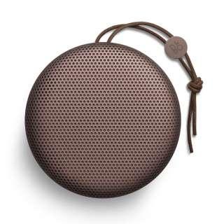 BEOPLAY A1 DEEPRED ブルートゥース スピーカー ディープレッド [Bluetooth対応]