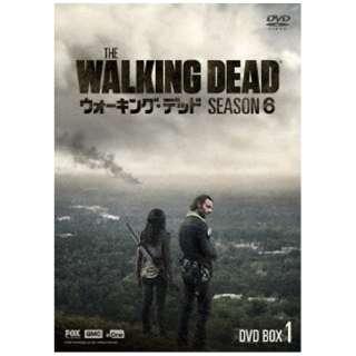 ウォーキング・デッド シーズン6 DVD-BOX1 【DVD】