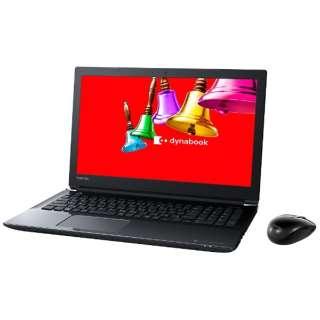 PT45BBP-SJA2 ノートパソコン dynabook (ダイナブック) プレシャスブラック [15.6型 /intel Celeron /HDD:1TB /メモリ:4GB /2016年10月モデル]