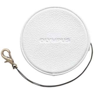 本革レンズジャケット(ホワイト) LC-60.5GL WHT
