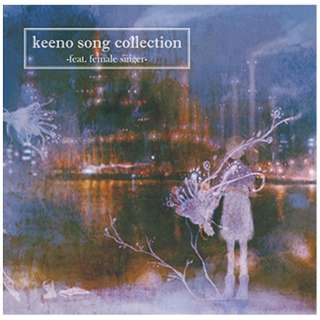 keeno/keeno song collection -feat.female singer- 【CD】