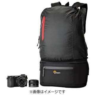 カメラバッグ パスポートデュオ(ブラック)