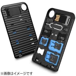 〔SIM変換アダプタ〕 SIMカード変換アダプタマルチツール AMSACS01