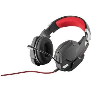有線ゲーミングヘッドセット GXT [φ3.5mmミニプラグ] 322 Dynamic Headset - Black 20408