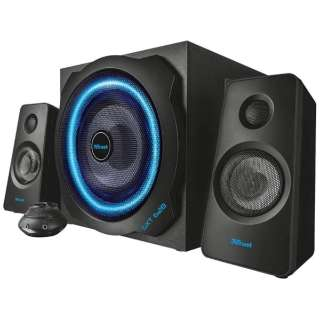 20562 PCスピーカーセット GXT 628 2.1 Illuminated Speaker Set Limited Edition [AC電源 /2.1ch]