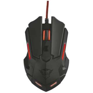 有線光学式ゲーミングマウス[USB 1.7m・Win] GXT 148 Optical Gaming Mouse (8ボタン) 21197