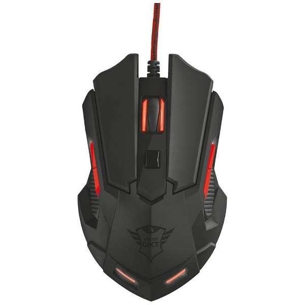 21197 ゲーミングマウス GXT 148 Optical Gaming Mouse [光学式 /有線 /8ボタン /USB]