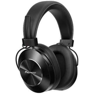 ブルートゥースヘッドホン BLACK SE-MS7BT [リモコン・マイク対応 /Bluetooth /ハイレゾ対応]