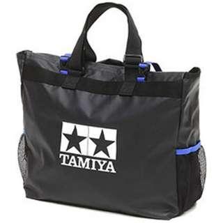 タミヤ ピットイン トートバッグ(黒・青)