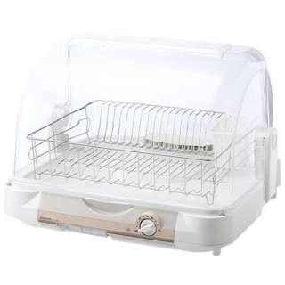 KDE-6000/W 食器乾燥機 ホワイト [6人用]