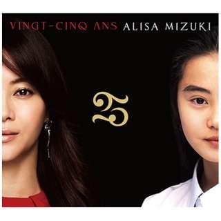 観月ありさ/VINGT-CINQ ANS(DVD付)【CD】