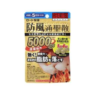 【第2類医薬品】 新・ロート防風通聖散錠満量(60錠)