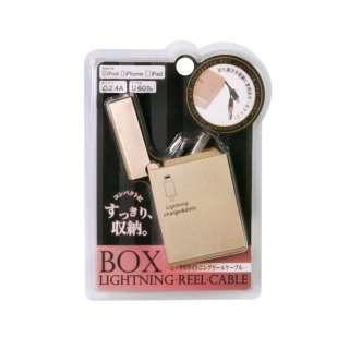 iPad / iPad mini / iPhone / iPod対応 Lightning ⇔ USBケーブル 充電 2.4A (0.6m・ブラック) MFi認証 CK-L05GD
