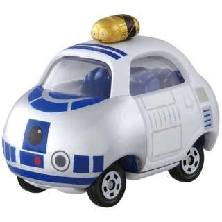 トミカ スター・ウォーズ スター・カーズ ツムツム R2-D2 ツムトップ
