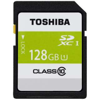 SDXCカード SDAR40Nシリーズ SDAR40N128G [128GB /Class10]