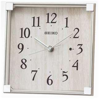 電波置き時計 「スタンダード」 BZ237A