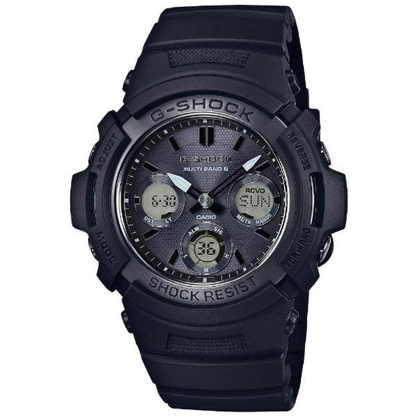 G-SHOCK Gショック 電波ソーラー 腕時計 メンズ AWG-M100SBB-1AJF