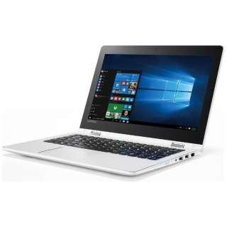80U20011JP ノートパソコン Yoga 310 チョークホワイト [11.6型 /intel Celeron /SSD:128GB /メモリ:4GB /2016年10月モデル]