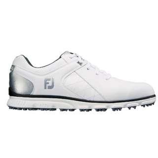 メンズ スパイクレス ゴルフシューズ FJ PRO/SL(25.5cm/ホワイト×シルバー)#56844