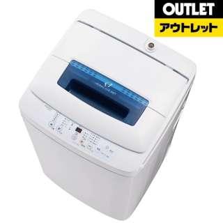 【アウトレット品】 JW-K42M-W 全自動洗濯機 [洗濯4.2kg /乾燥機能無 /上開き] 【生産完了品】