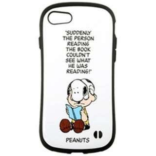 iPhone 7用 PEANUTS/ピーナッツ iFace First Classケース チャーリー・ブラウン
