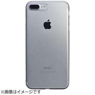 iPhone 7 Plus用 エアージャケットセット クリア PBK-71