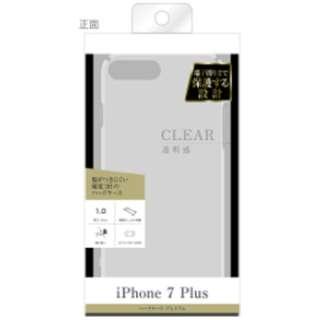 iPhone 7 Plus用 ハードケース プレミアム クリア BKS-P13TC9C