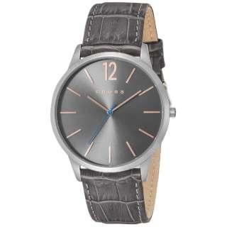 CROSS(クロス) 腕時計 フランクリン (FRANKLIN) CR8003-05 文字盤:グレー 【正規品】