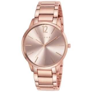 CROSS(クロス) 腕時計 フランクリン (FRANKLIN) CR8003-66 文字盤:ローズゴールド 【正規品】