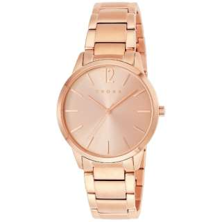 CROSS(クロス) 腕時計 フランクリンミディアム (FRANKLIN MIDIUM) CR8015-55 文字盤:ローズゴールド 【正規品】